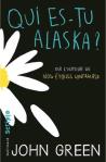 Qui es-tu Alaska ? couverture