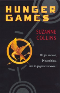 hunger games 1 couverture