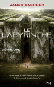 Le labyrinthe James Dashner