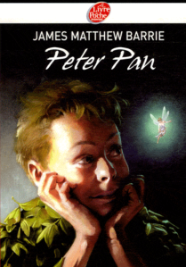peter pan roman hachette james matthew barrie