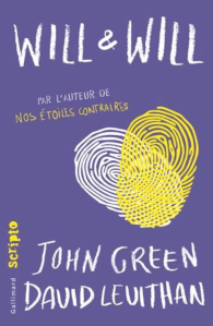 will et will john green david levithan