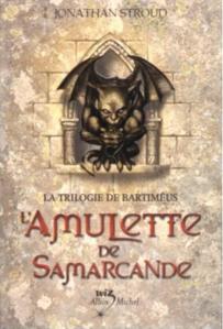 amulette de samarcande trilogie de bartiméus jonathan stroud