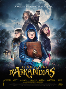 le grimoire d'arkandias film