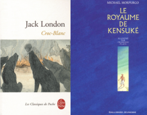 croc-blanc jack london le royaume de censure michael morpugo