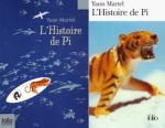 l'histoire de pi yann martel gallimard folio junior