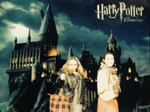 photo souvenir expo harry potter