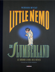 little memo in slumberland le grand livre des rêves
