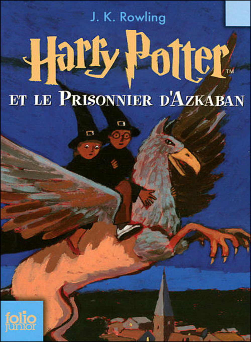 Relecture Harry Potter 3 Le Prisonnier D Azkaban De J K