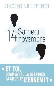 Samedi 14 novembe Vincent Villeminot