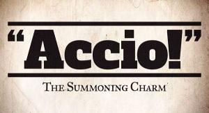 accio typography