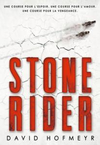 stone rider david hofmeyr gallimard jeunesse couverture française