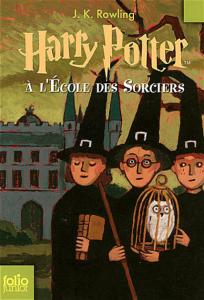 hp 1 école des sorciers folio junior