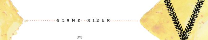 stone rider david hofmeyr marque-page bookmark