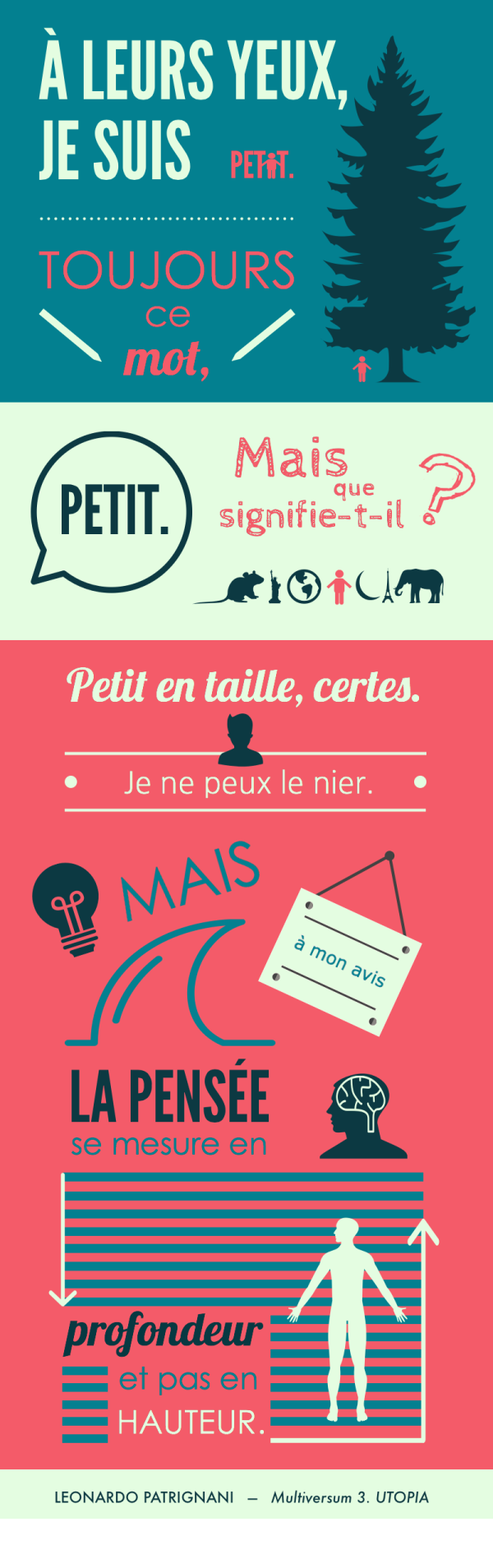 Citation Patrignani Multiversum Infographie Lupiot