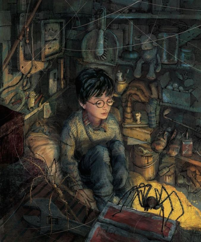harry potter illustré jim kay