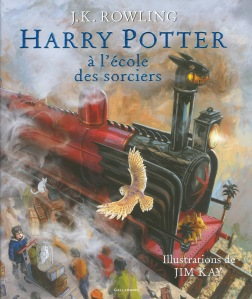 harry potter illustré