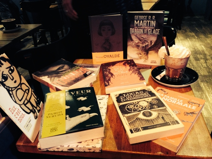 craquage SLPJ 2015 livres achetés