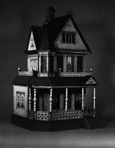 creepy doll house