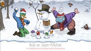 bob et jean michel blog jeunesse