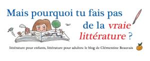 litterature pour enfants litterature pour adultes clementine beauvais