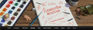site clementine beauvais articles