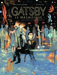 gatsby le magnifique melchior bachelier bd