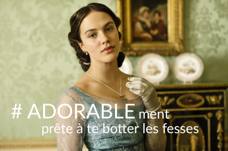 lady-sibyl-downton-abbey-adorable-prete-a-te-botter-les-fesses