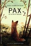 Pax et le petit soldat de Sara Pennypacker, Gallimard Jeunesse